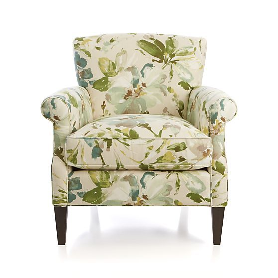The Perennially Classic Occasional Chair Sits Up And Takes Notice