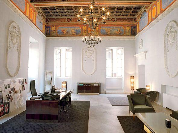 Roman empire home interior interior design for Interior design roma