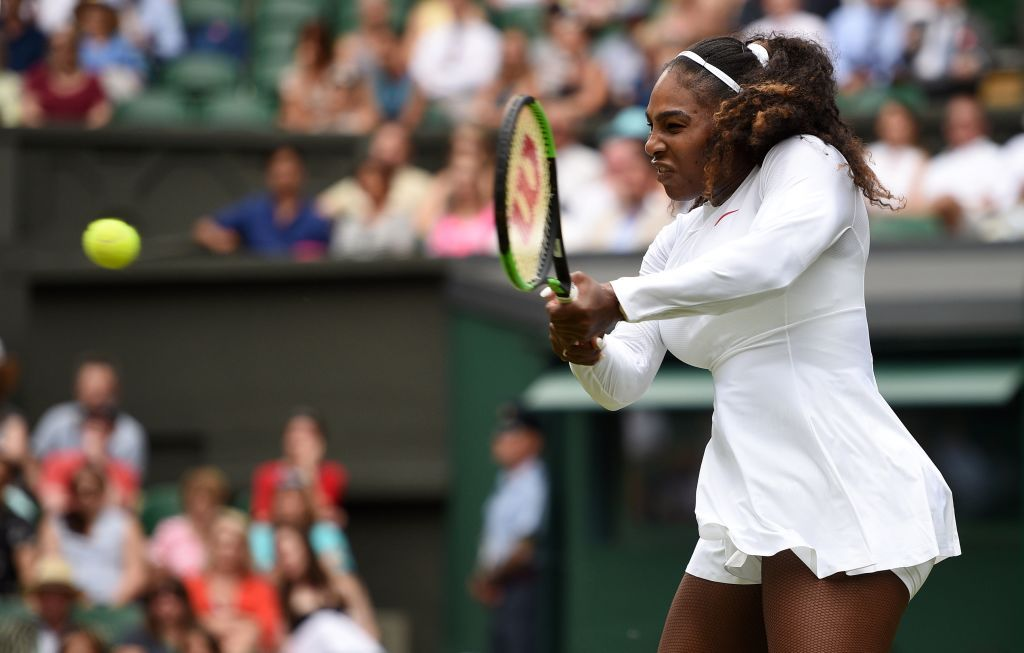 Serena Williams Twitter