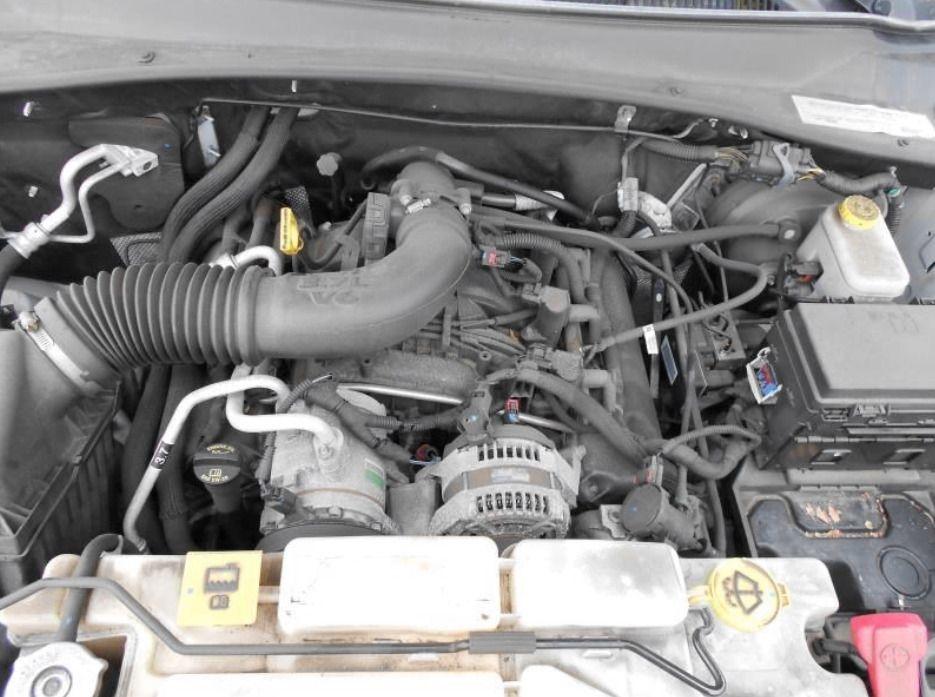 Sponsored Ebay 2009 10 11 Jeep Liberty Dodge Dakota Nitro Engine