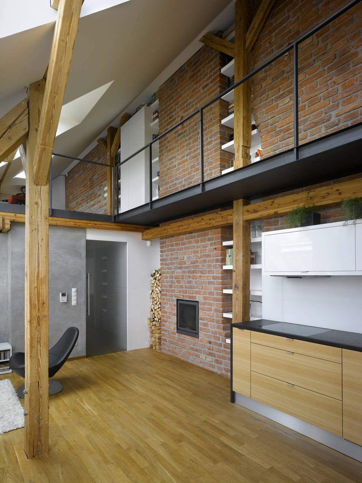 12 Astounding Girls Bedroom Attic Ideas Apartamentos Estilo Loft Projeto De Apartamento Entrada De Apartamento