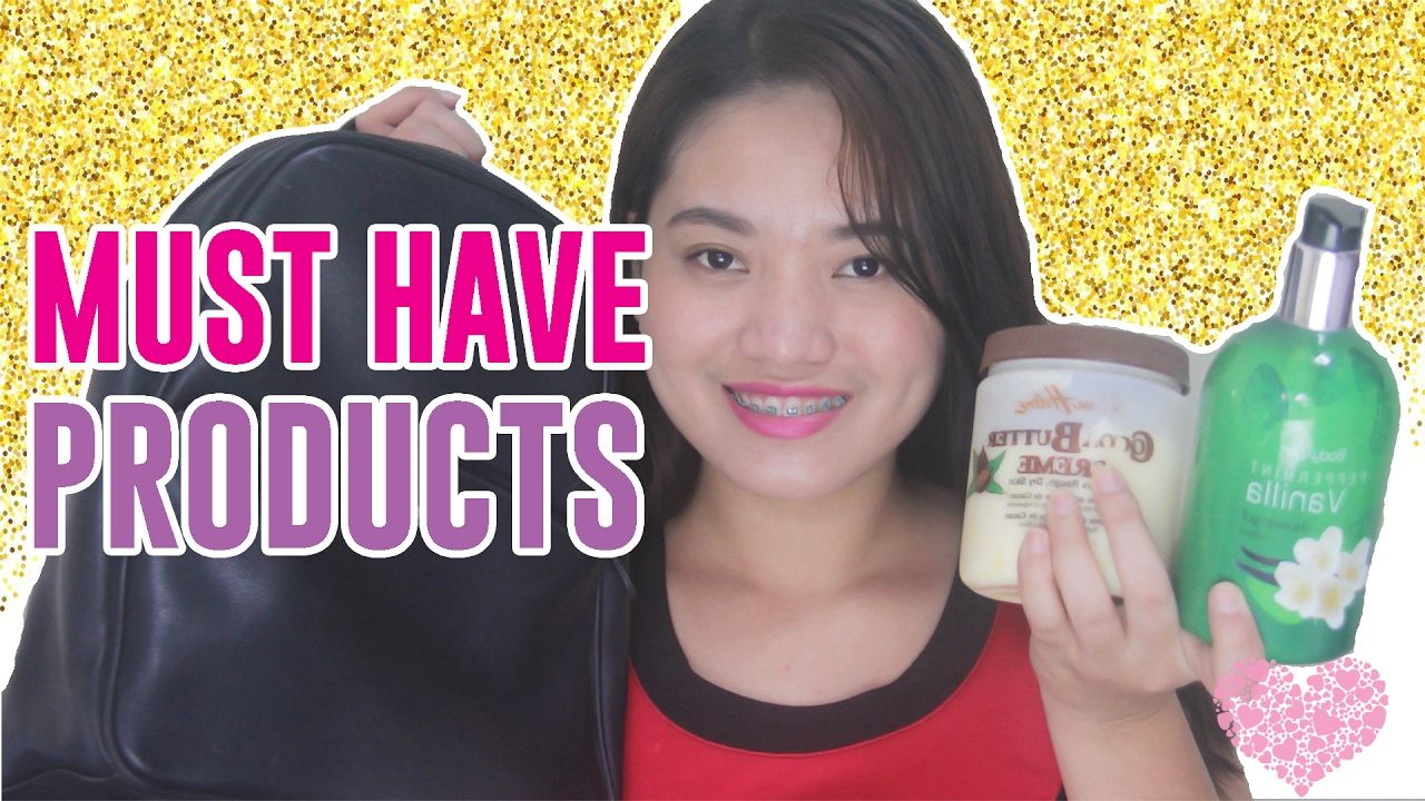 Must Have Products January 2017 🍟 JoyOfMia Must haves