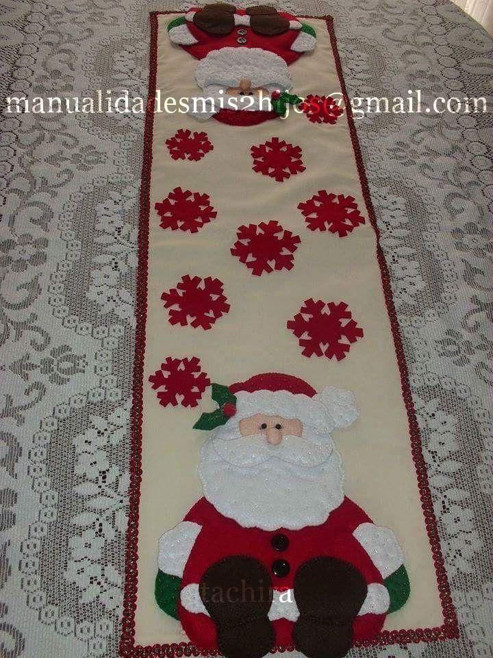 camino de mesa navide o camino de mesa navide os