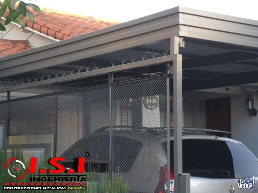 Dise o domos para casas buscar con google domos for Techos metalicos para cocheras