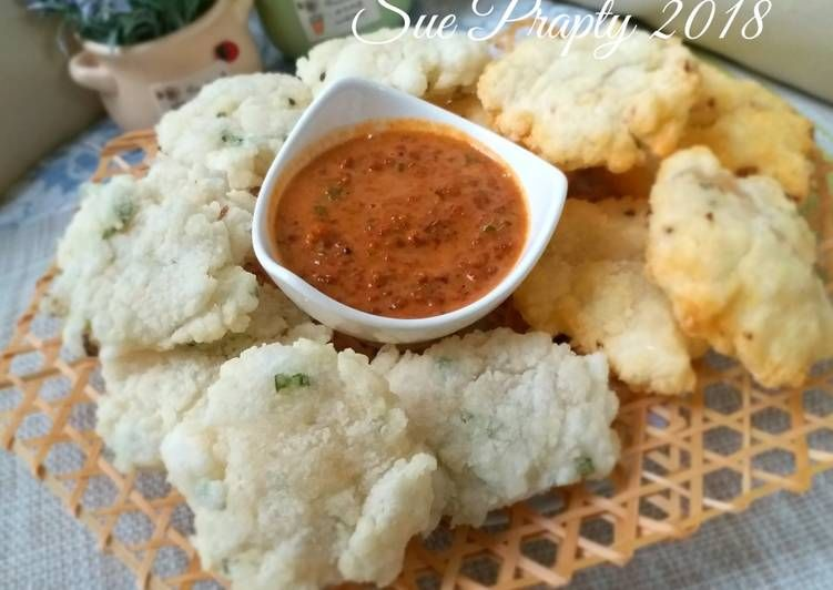 Resep Cireng Bandung Oleh Sue Prapty Resep Resep Masakan Kacang