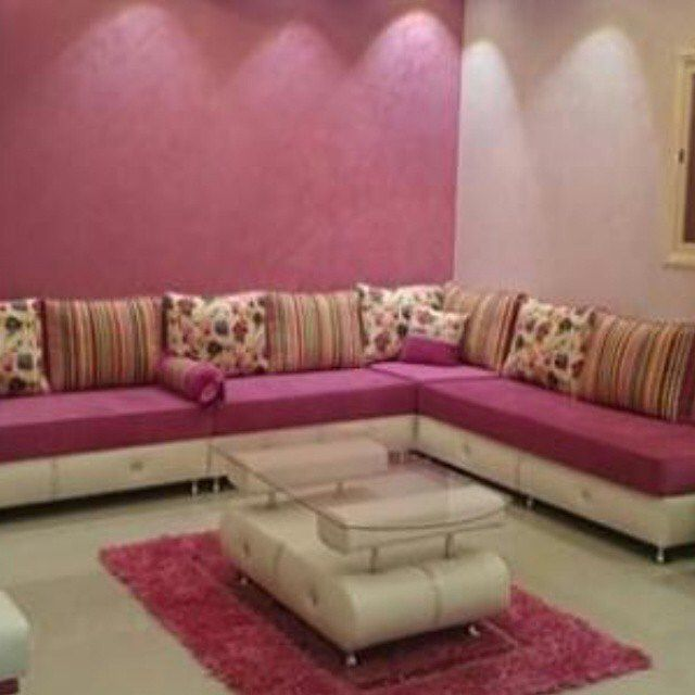 Instagram Photo By مساند مفروشات جلسات ستاير Apr 7 2016 At 10 03pm Utc Sectional Couch Home Decor Furniture
