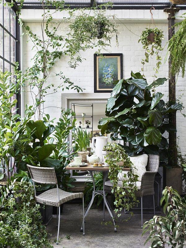 Green Room Garden Design: Pin On House