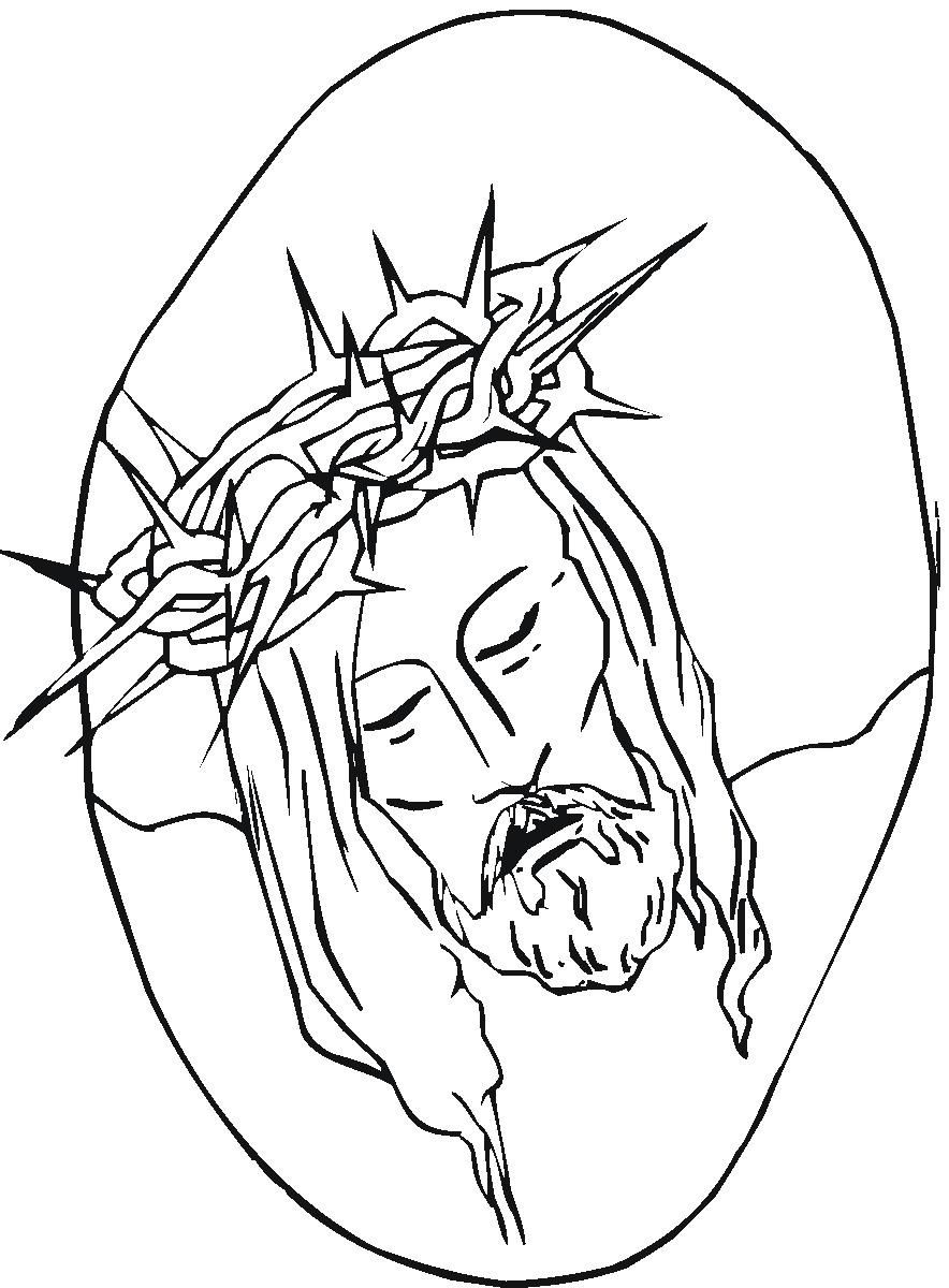 Free Printable Jesus Coloring Pages For Kids | coloring_pages ...