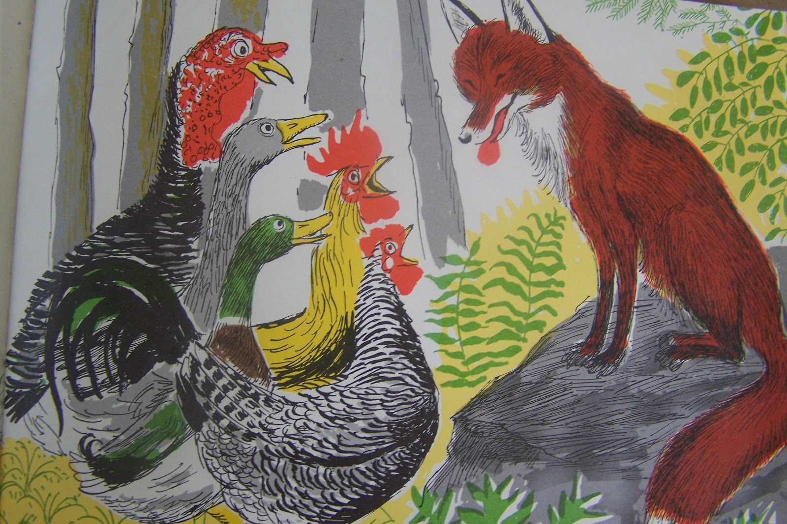 Image Result For Goosey Loosey Watercolor