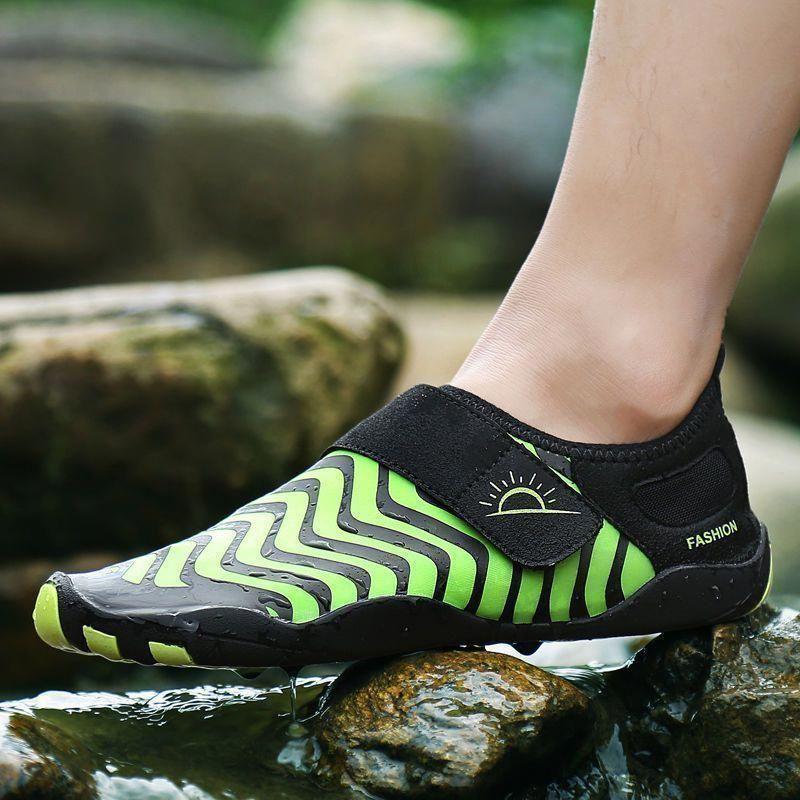 Men Water Shoes Slip on Aqua Yoga
