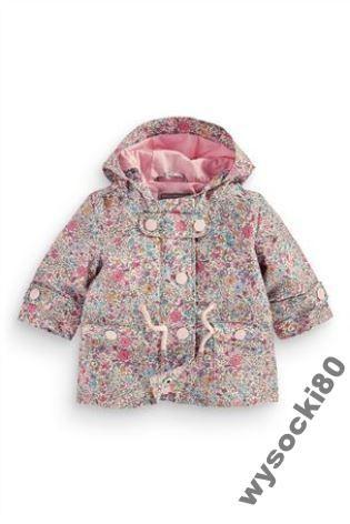Next Kurtka W Kwiatuszki 2 3l 98 New 4446948214 Oficjalne Archiwum Allegro Jackets Shopping Kid Styles
