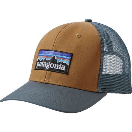 01e8aa1216f Patagonia P-6 Logo Trucker Hat