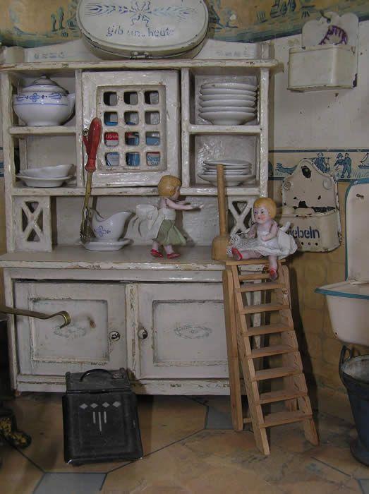 moritz gottschalk puppenk che alte puppenstuben pinterest puppenk che moritz und puppenstube. Black Bedroom Furniture Sets. Home Design Ideas