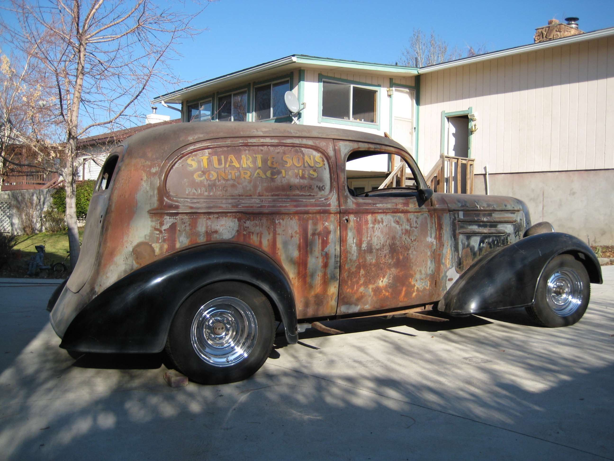 1946 chevy sedan delivery - Recherche Google | favorites | Pinterest ...