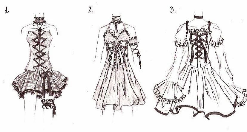 Clothes Designs By Xmidnight Dream13x On Deviantart Into The Woods