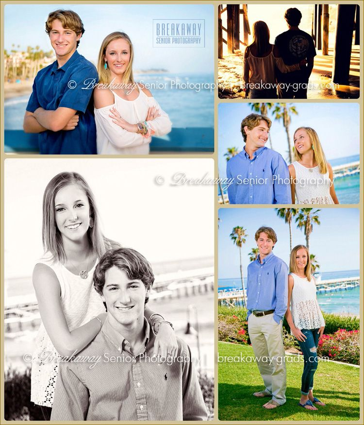 Picture For Brother Sister: Senior Portraits