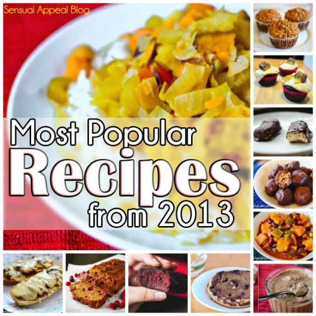 Most popular healthy recipes of 2013 from sensual appeal blog most popular healthy recipes of 2013 from sensual appeal blog forumfinder Gallery