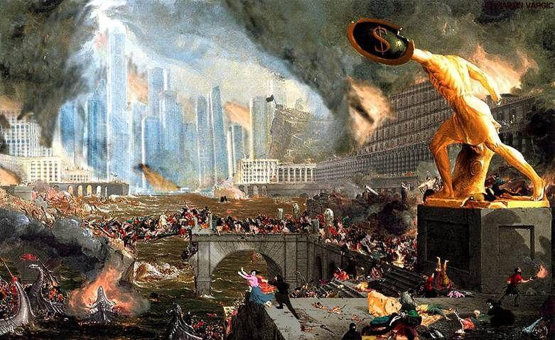 Dinámicas del poder y decadencia | Oikologías
