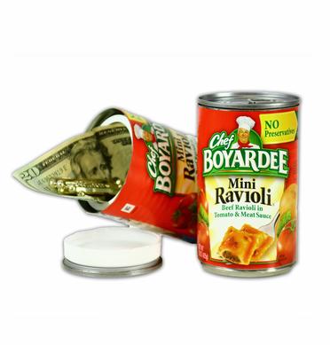 Chef Boyardee Ravioli Diversion Safe Chef Boyardee Ravioli Herb Storage