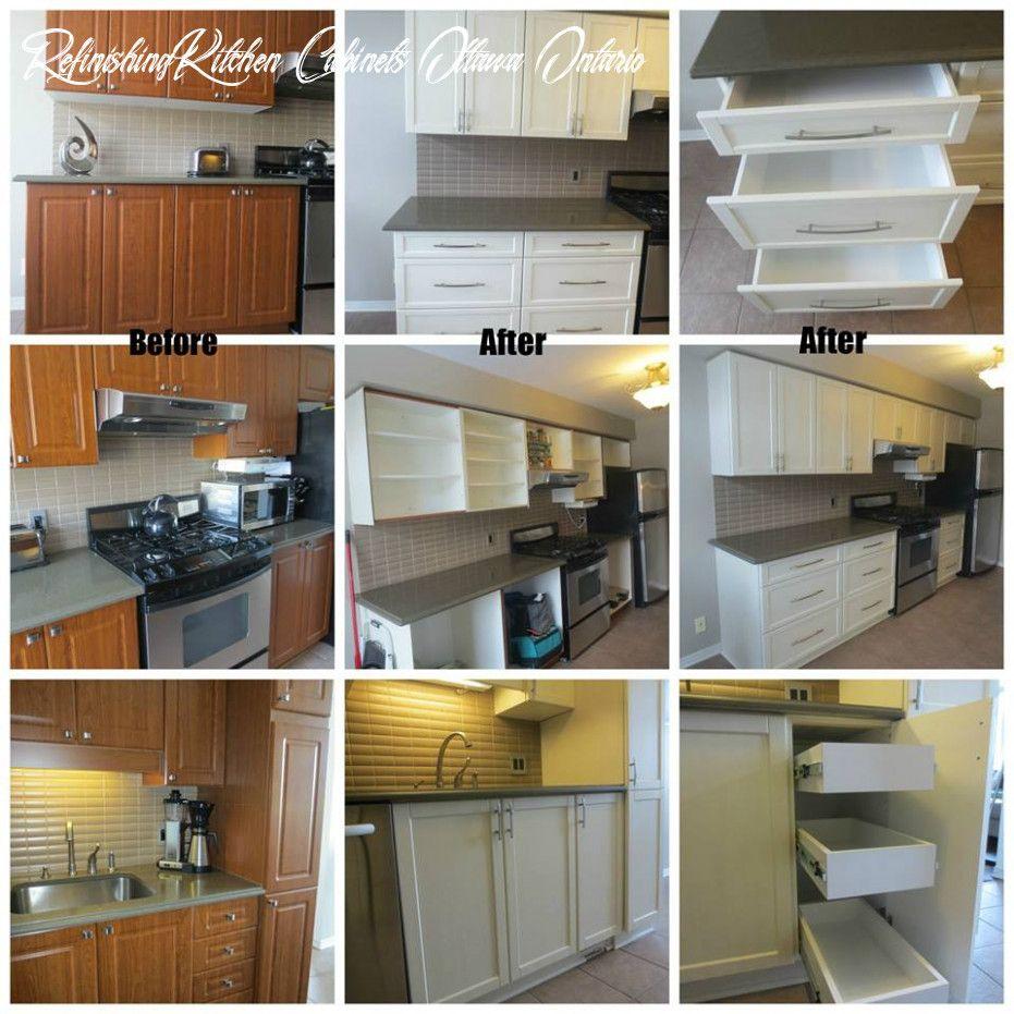 Refinishing Kitchen Cabinets Ottawa Ontario In 2020 Kitchen Cabinets Refinish Kitchen Cabinets Kitchen