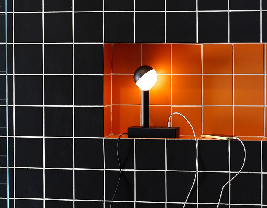 Industrial Facility x Wastberg - W152 Busby Lamp