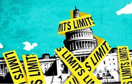 Limited Government Is Where The Government Has Limits To What It Can