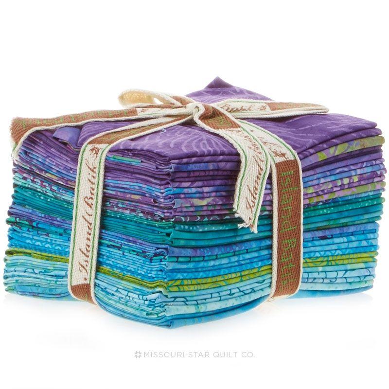 Juicy Jewels Fat Quarter Bundle - Island Batiks - Island Batik ... : batik fabric quilt patterns - Adamdwight.com
