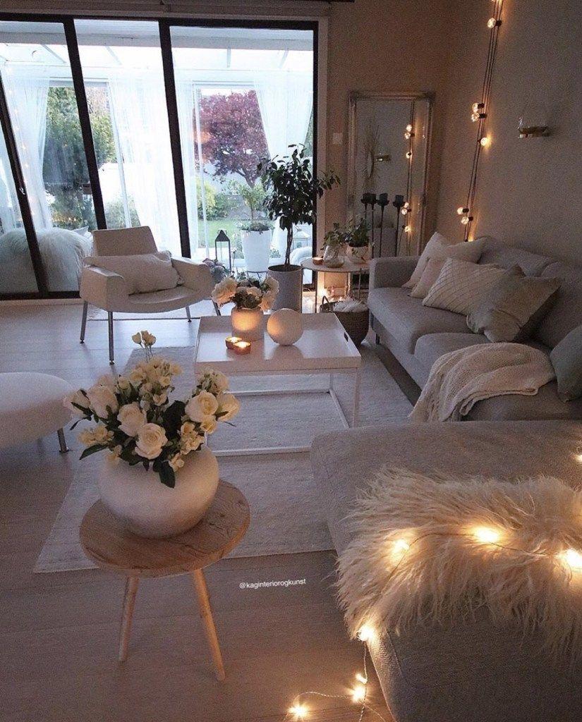 8 Cozy Living Room Decor Ideas To Copy  Kleine wohnzimmer