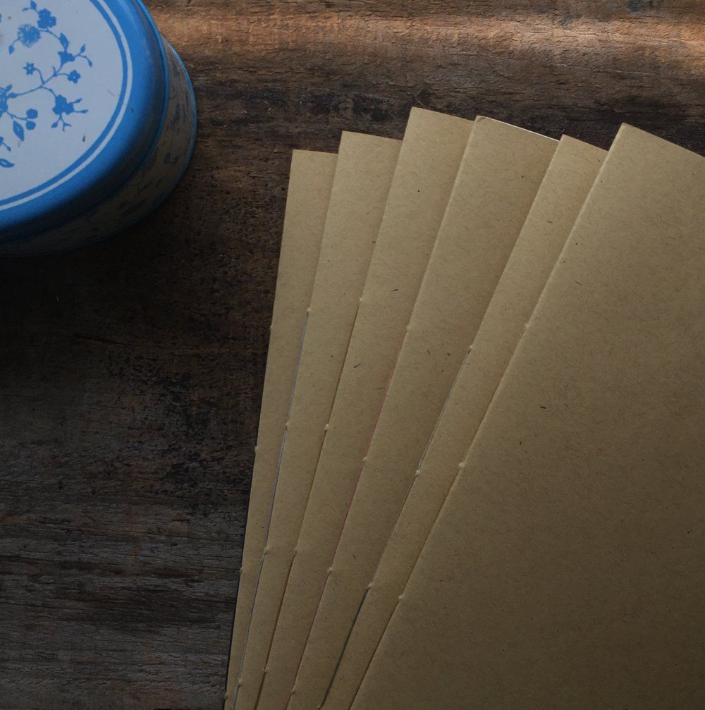 Pamphlet Stitch Book — Sugarhouse Workshop