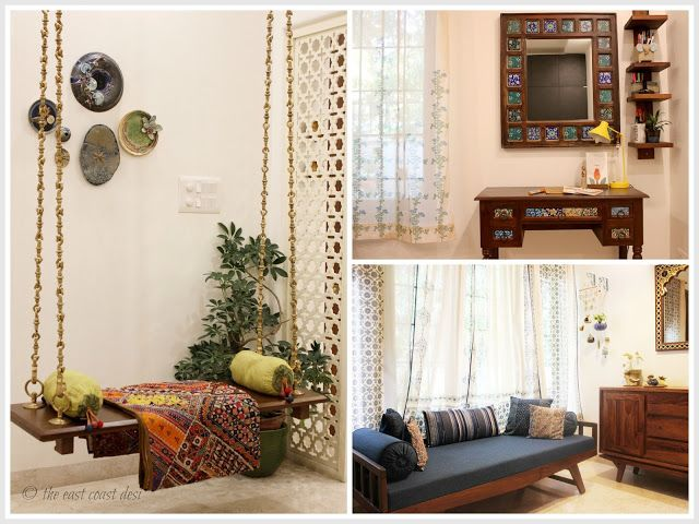 The East Coast Desi: Keeping It Elegantly Eclectic (Home