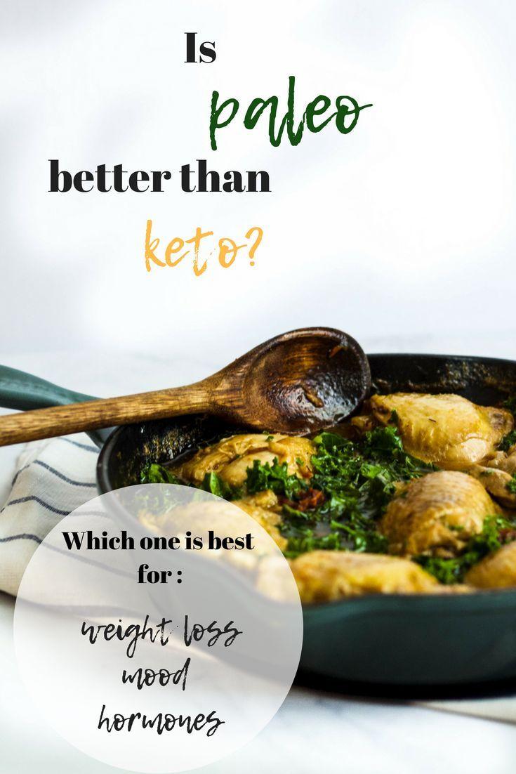 Paleo vs Keto: Which One Is Healthier?   Paleo vs keto ...