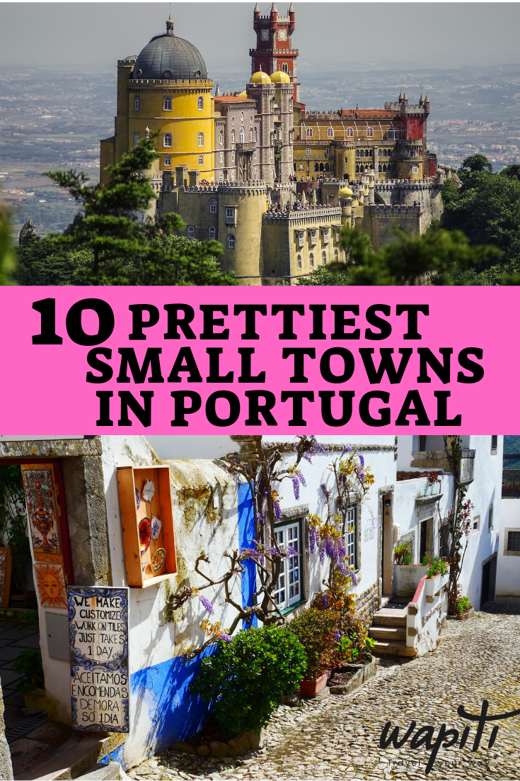 Prettiest small towns in Portugal you must see #visitportugal