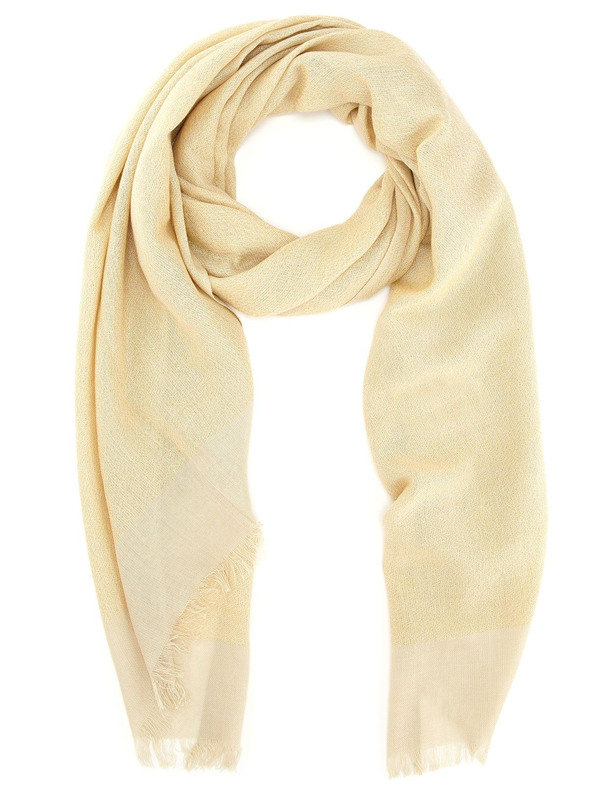 All Over Metallic Scarf | Pink | Accessorize