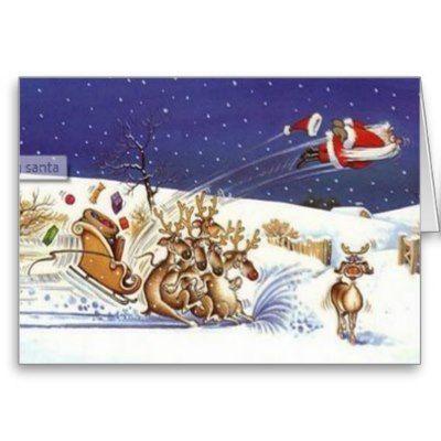 Best Top 8 Funny Santa Christmas Cards Funny Christmas Cartoons Funny Christmas Pictures Christmas Cartoons
