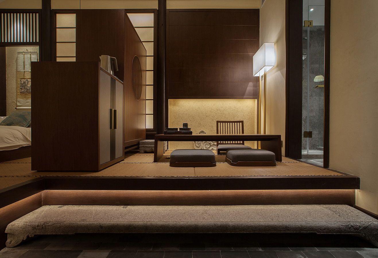 设计公司 杭州卧野空间设计有限公司项目名称 觀芷 翠陌民宿酒店