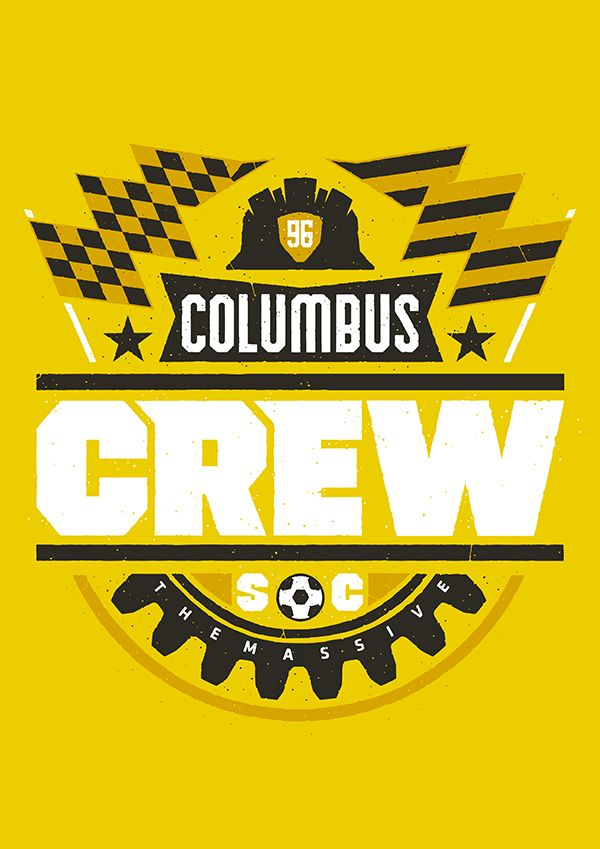 """Columbus Crew SC"" by Lawerta"