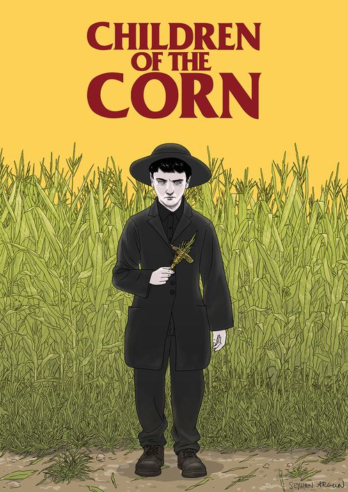 children+of+the+corn+copyjpg (500×707) Horror movies Pinterest - copy children's abc coloring pages