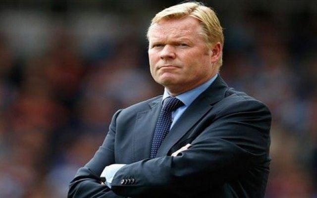 """Ufficiale: Ronald Koeman nuovo allenatore dell'Everton Arriva oggi l'ufficialità: Ronald Koeman sarà il nuovo allenatore dell'Everton. Tre anni di contratto per l'olandese ex Southampton, che eredita la panchina di Roberto Martinez. """"Sono molto contento #koeman #everton #calciomercato #mercato"""