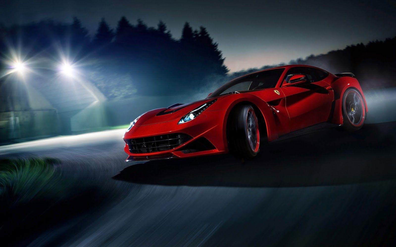 Wallpaper Mobil Sport Hd Mobil Sport Ferrari Mobil