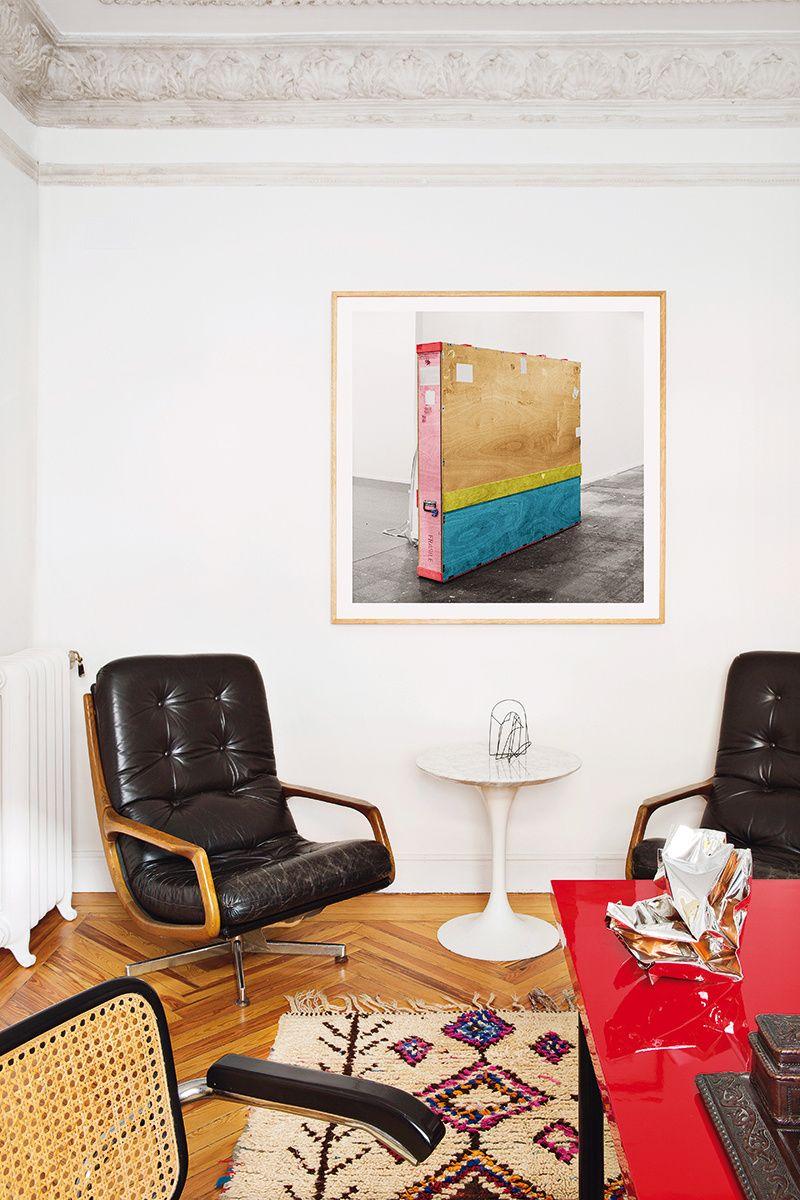 Nuevo Lujo Una Casa De Patxi Eguiluz Y R L 167 En Madrid En El  # Muebles Eguiluz