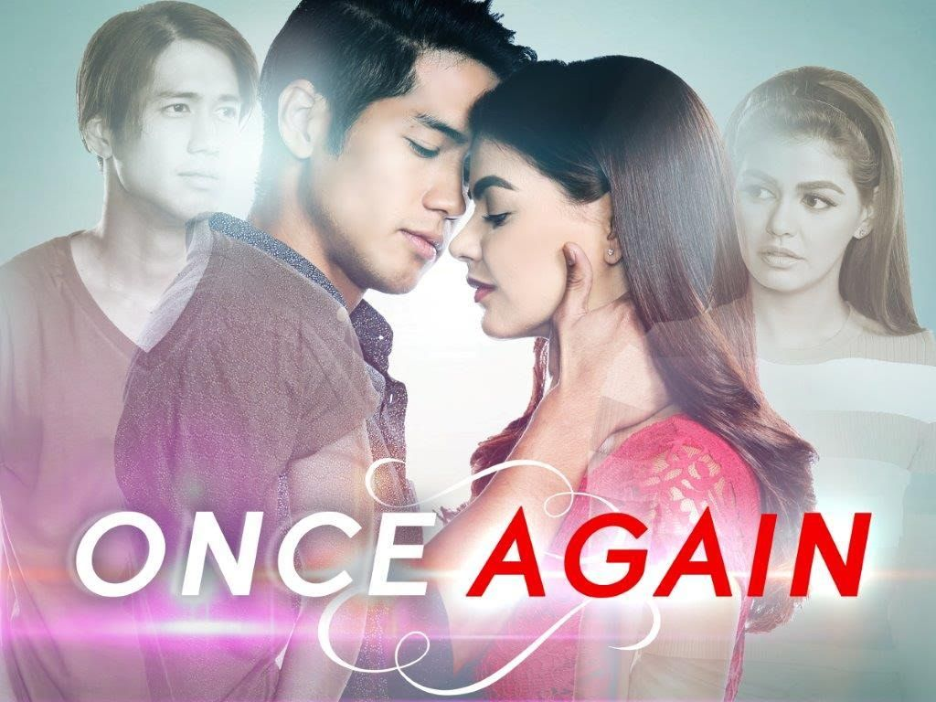 Aljur Abrenica And Janine Gutierrez Find One Great Love In New Primetime Series Once Again Episode Online Full Episodes Tv Shows Online