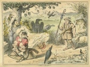 Mythology Romulus And Remus Satire Royalty Free Romulus