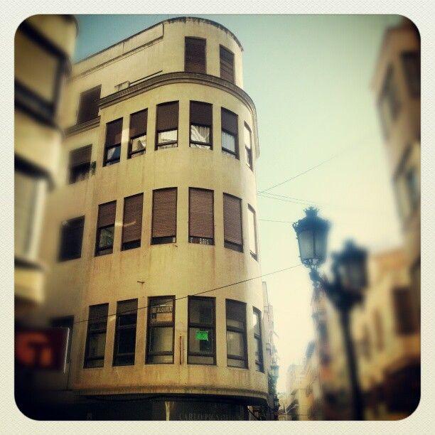C/ San Francisco. (Alicante)