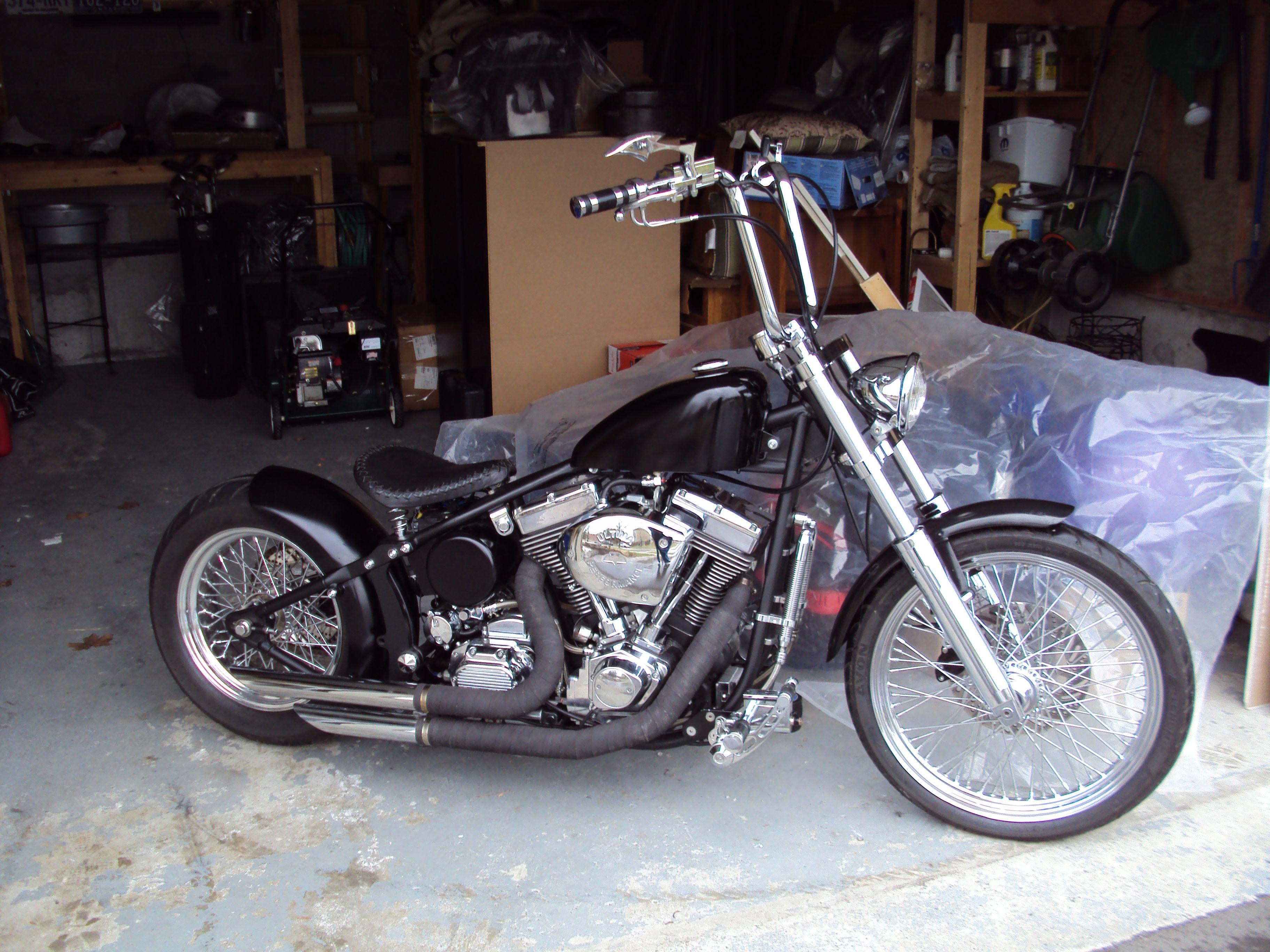 Kawasaki Vulcan 1500 Bobber Kit For Kawasaki Vulcan 1500