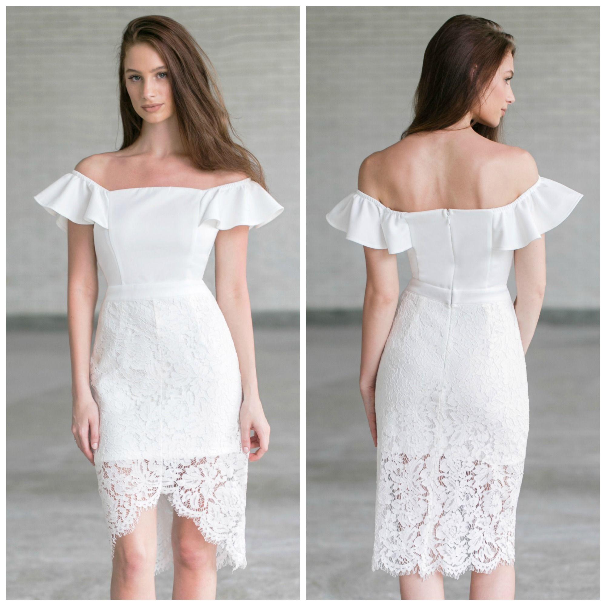 Wear this dress on or off the shoulder ssafwjg