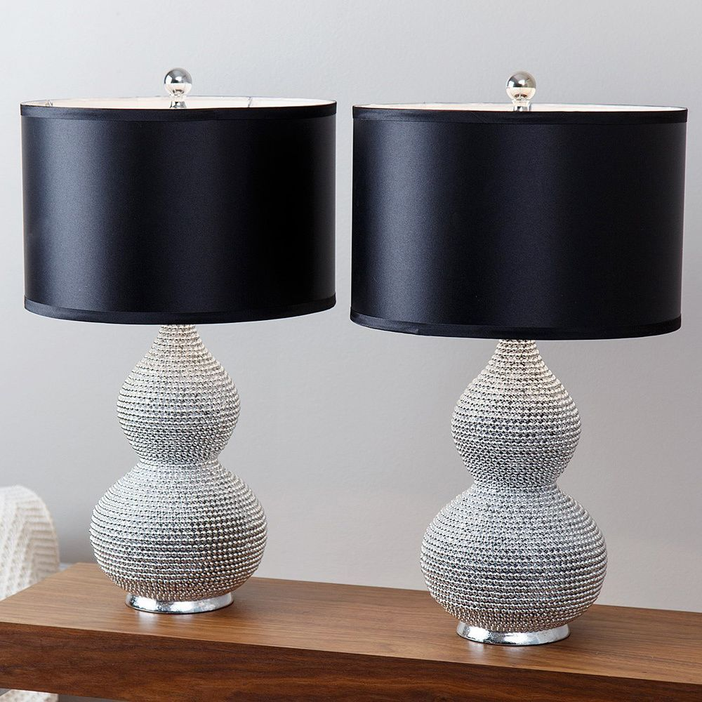 Sea Lamps: These Elegant Sea Urchin Table Lamps From Abbyson Living