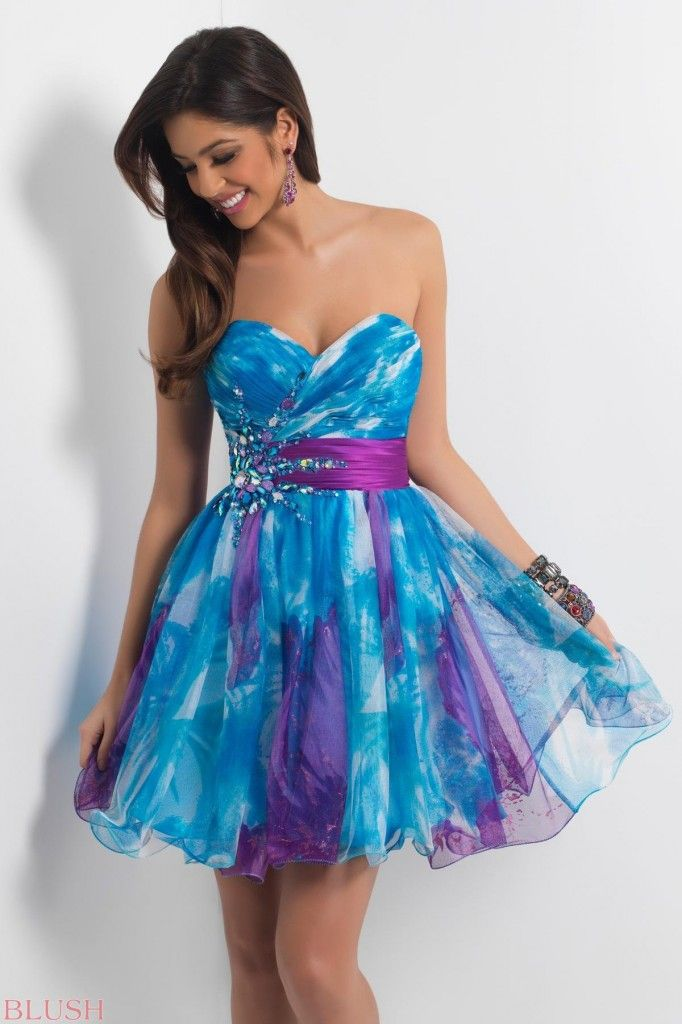 ballerina homecoming dresses in multiple colors 4 Homecoming Dress Styles to Help You Stay in Trends