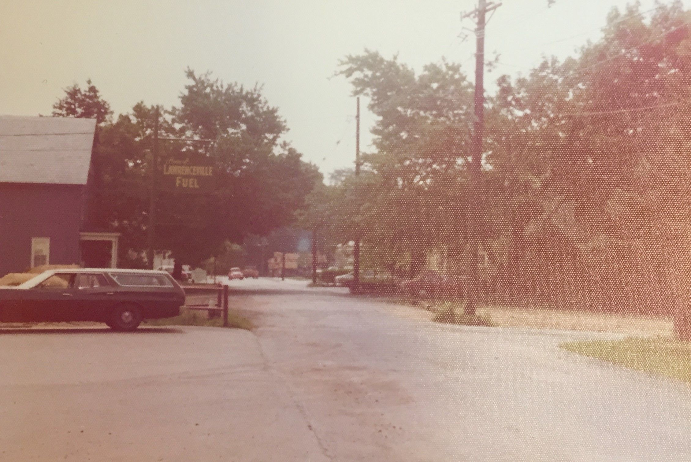 Do You Recognize This Street In Lawrenceville Nj