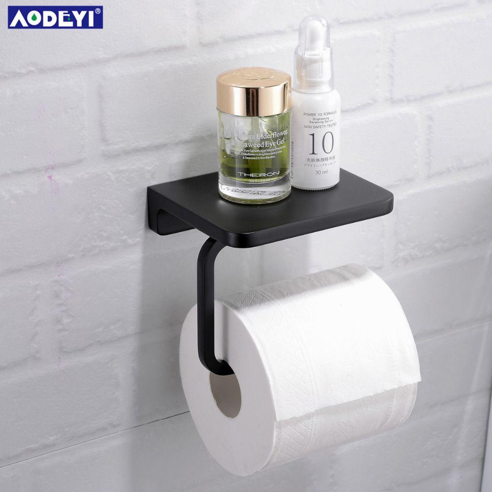 Find More Paper Holders Information About Aodeyi Brass Toilet Paper Holder Tissue Hange Black Toilet Paper Holder Brass Toilet Paper Holder Toilet Paper Holder
