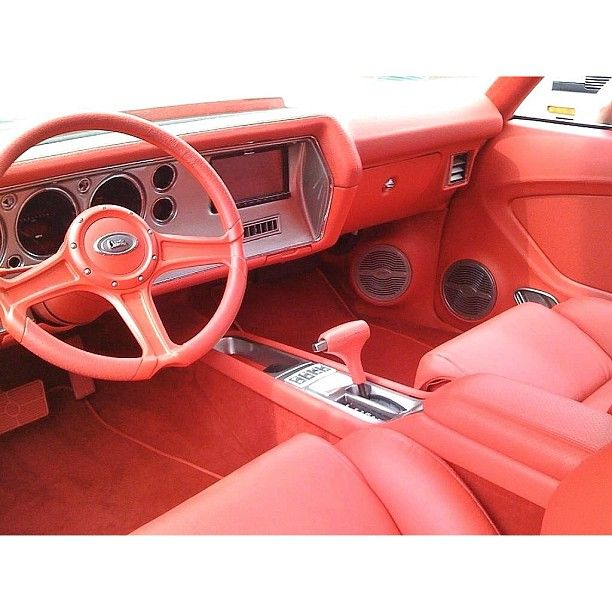 Interior Of A 1972 Chevrolet Chevelle Becausess In Red Silver Or Grey Sandman Ivy Fesler Door Panels Chevrolet Chevelle Chevelle Car Upholstery